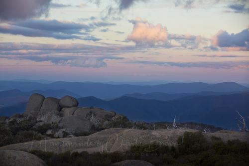 Mt Buffalo Twilight